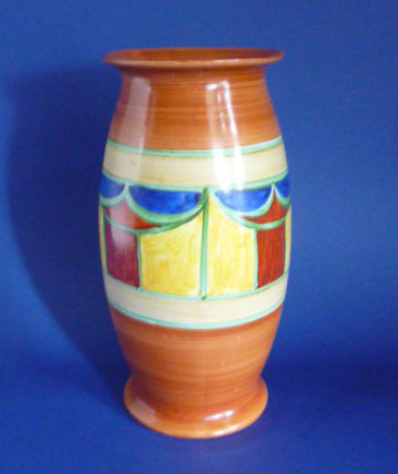 Download Wallpaper Clarice Cliff Vase Shapes Full Wallpapers